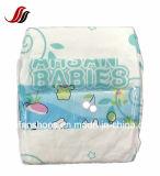 Couche-culotte élevée respirable de bébé d'absorption de couche mince supplémentaire