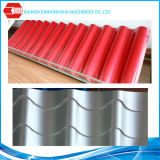 La bobina primera de la calidad PPGI/prepintó la bobina de acero galvanizada con Fujian cubierto película nana hecha