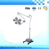 Lumière chirurgicale d'exécution Shadowless de plafond de DEL (YD02-LED4S)