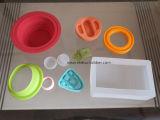Produtos coloridos do silicone de RoHS