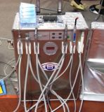 Unità dentale mobile comandata da calcolatore di nuovo stile di potere di elettricità
