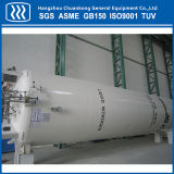化学ガスのタンカーの液体酸素窒素の二酸化炭素のアルゴンの貯蔵タンク