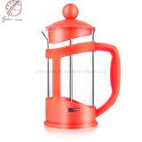 ステンレス鋼のフランス人の出版物のコーヒーメーカー