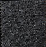 سوداء وبيضاء [موسيك تيل] لأنّ جدار زخرفة ([فسّد040])