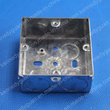 Bs4662 2g 35mm/ 47mm Electrical Matel Back Box