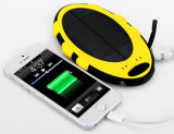 Power 은행 Waterproof 태양 Solar Charger 5000mAh-12000mAh Cute Shape Sporty Power 은행, Iphones를 위한 Mobile Phone Solar Power 은행을%s Portable Solar Charger