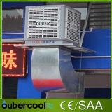 Refroidisseur d'air du flux d'air 10000m3/H Chine Eraporative avec le ventilateur centrifuge