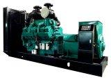 central energética Diesel do jogo de gerador de Cummins da potência 600kVA à espera