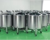 5000L Stainless Steel Storage Tankへの水平50L