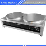 高品質の機械Chz-35-2を作る商業電気クレープメーカーのパンケーキ