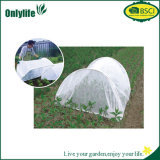 Zipper를 가진 Quality 높은 PVC Tunnel Greenhouse