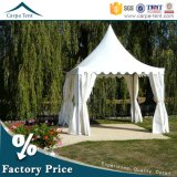 정원 Party를 위한 높은 Peak 6X6m Wedding Pagoda Gazebo Tent