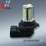 12V 9005 9006 indicatore luminoso di nebbia dell'automobile di 18SMD 5050 LED