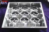 Preiswerter Preis CNC-maschinell bearbeitende Aluminiumprägeteile mit Qualität