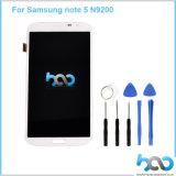 Samsung Note5の表示アセンブリのための携帯電話のタッチ画面LCD