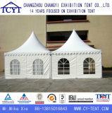 Белый напольный приватный шатер Pagoda Gazebo случая выставки