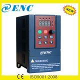 Mecanismo impulsor variable de la frecuencia de la salida 0.75kw de la entrada de información 220V del Enc de la fabricación, mecanismo impulsor VFD de la CA de Eds800-2s0007n VSD Vvvf