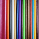 Plutônio Artificial Leather/Synthetic Leather para Shoe, Furniture, Book Covers.