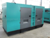 tipo silencioso precio diesel diesel de 160kw 200kVA de Genset del sistema de generador