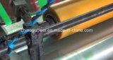 Equipamento de laminação de película seca de velocidade média de controle de computador