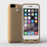 Het Geval van de Batterij van de Macht van het Certificaat van Mfi voor iPhone 6/6s plus (hb-140B)