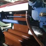 A cor revestiu (pre-painted) a bobina de aço