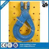 Выкованный сплав с крюком для цепного блока Clevis защелки G100