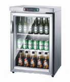 Mini frigorifero della visualizzazione della birra