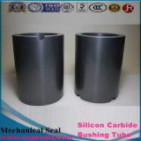 Tubo di Ssic Rbsic Bush del manicotto del carburo di silicone del manicotto dell'asse di Rbsic di alta qualità