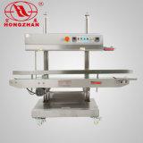 Máquina contínua do aferidor da faixa de Hongzhan CBS1100V para a selagem vertical do malote grande