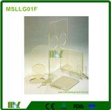 Verre plombeux protecteur de taille de rayonnement personnalisable de rayon X (MSLLG01F)