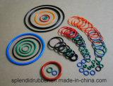 Selos de borracha dos anéis-O do silicone FKM HNBR de Aflas F.