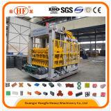 Brique concrète, bloc creux, machine de brique de machine à paver