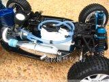 2016 1/8. Schuppe Nitro weg vom Straßen-Buggy mit Fernsteuerungs