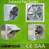 Ventilador industrial de la circulación de la cocina del ventilador montado en la pared del extractor
