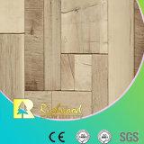 Настил Laminbated грецкого ореха текстуры Woodgrain рекламы 12.3mm E0 HDF