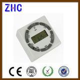 250V de mini Digitale Schakelaar van de Tijdopnemer van de Schakelaar van de Tijd van de Aftelprocedure Programmeerbare