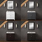 Fed-1986 72 Inch-beste verkaufende doppelte Wannen-weiße Adjustage-moderne Badezimmer-Möbel