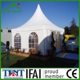Рекламировать выставку Gazebo шатёр Pagoda рекламируя шатер 5X5m