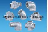Installazione-Accoppiamento filettato Od dell'acciaio inossidabile del pezzo fuso di investimento. Lavorato