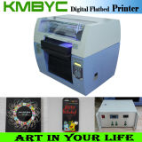 Byc Flatbed Digital Phone ULTRAVIOLETA Caso Printing Machine con Good Sales
