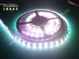 Tira 1903IC de SMD LED 5050 RGB LED