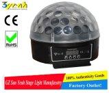 Licht sy-6230 van het Effect van LEIDEN Mini/LED van de Kristallen bol Licht