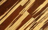 Plancher en bambou de technologie en bambou normale de fibre