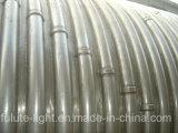 embarcação da reação química do aquecimento da bobina do aço 5000L inoxidável