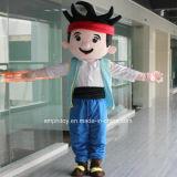 Jack Movie Mascot Cartoon Costune