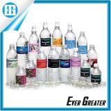 Zoll alle Arten Flasche beschriften Ihren eigenen Entwurf