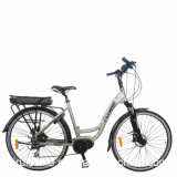 "28 "" 250W cidade Meados de-Drive Electric Bike (TDB05Z)"