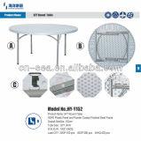 a melhor tabela de venda em Europa, meia tabela de dobramento plástica do fabricante de China, tabela de 5FT do HDPE de dobradura quente da venda