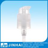 (t) 20/415 di pompa crema cosmetica di plastica con chiusura di alluminio